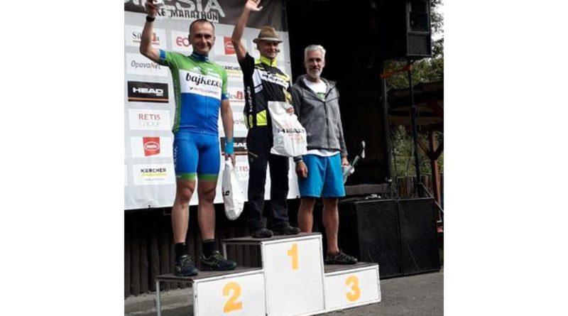 Tomáš druhý na SILESIA Bike Maratonu Opava