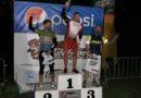 Franta 2. v kategorii a 4. celkově na nočním závodě