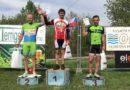 Pěkné druhé místo na těžkém závodě Cukroušův Mazec