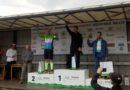 Druhé místo na bikemaratonu na Slovensku