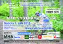 Štafetový závod Vystrkovská 250 se blíží