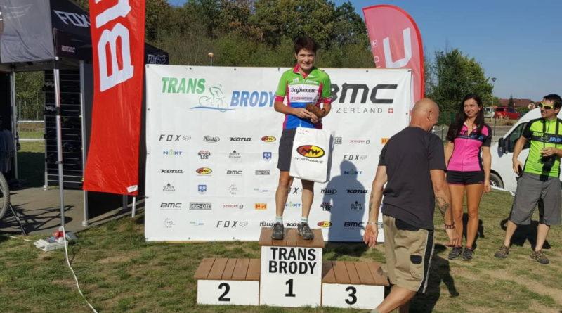 Trans Brody opět s medailí