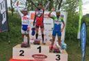 Renda třetí na BikeRanch Cup