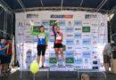 Druhé místo na šumavském maratonu na Zadově
